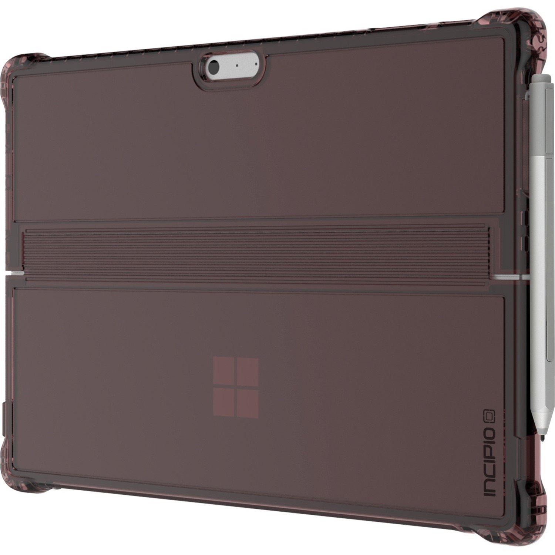 Incipio Octane Pure Case for Tablet - Burgundy, Clear