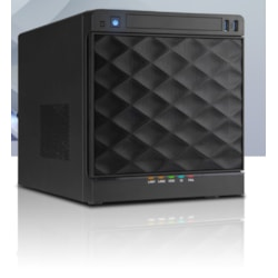 In Win IW-MS04-01 Server Case - Mini ITX Motherboard Supported - Mini-tower - Steel