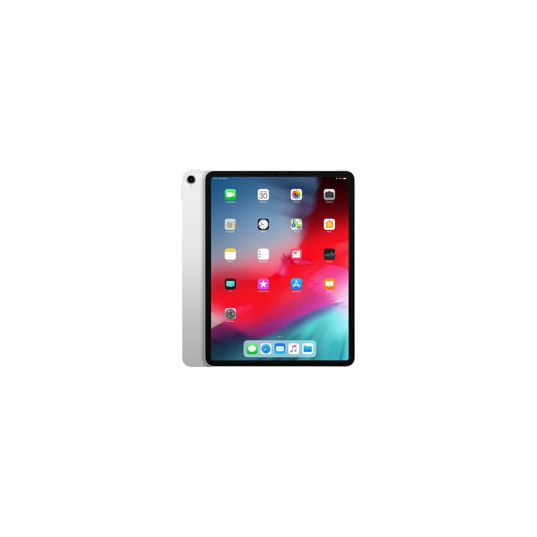 "Apple iPad Pro (3rd Generation) Tablet - 32.8 cm (12.9"") - Apple A12X Bionic - 512 GB - iOS 12 - 2732 x 2048 - Liquid Retina Display, In-plane Switching (IPS) Technology, True Tone Technology - Silver"