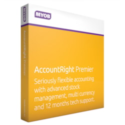 MYOB AccountRight v.19.0 Premier