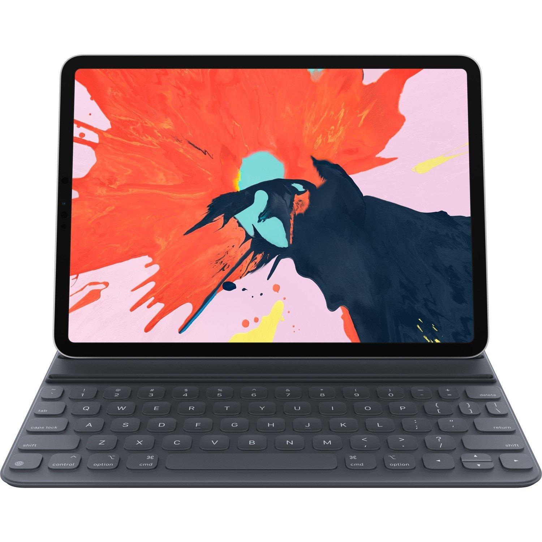 "Apple Smart Keyboard Folio Keyboard/Cover Case (Folio) for 27.9 cm (11"") Apple iPad Pro Tablet - Black"