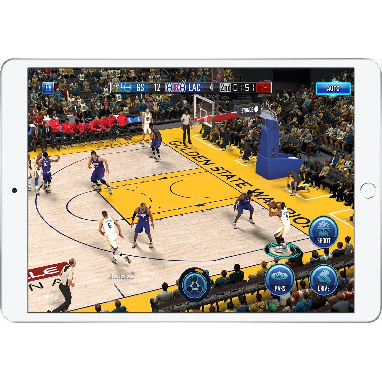"""Apple iPad Air (3rd Generation) Tablet - 26.7 cm (10.5"""") - 256 GB Storage - iOS 12 - Silver"""