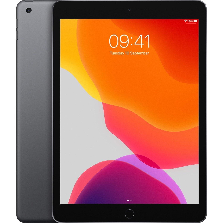 "Apple iPad (7th Generation) Tablet - 25.9 cm (10.2"") - 128 GB Storage - iPad OS - Space Gray"