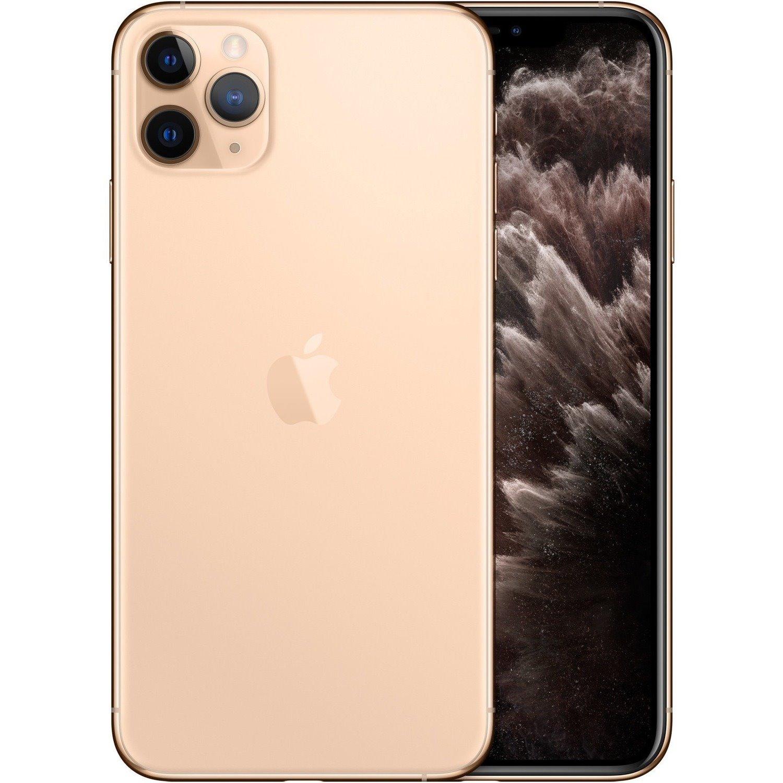 "Apple iPhone 11 Pro A2215 64 GB Smartphone - 14.7 cm (5.8"") Full HD Plus - 4 GB RAM - iOS 13 - 4G - Gold"