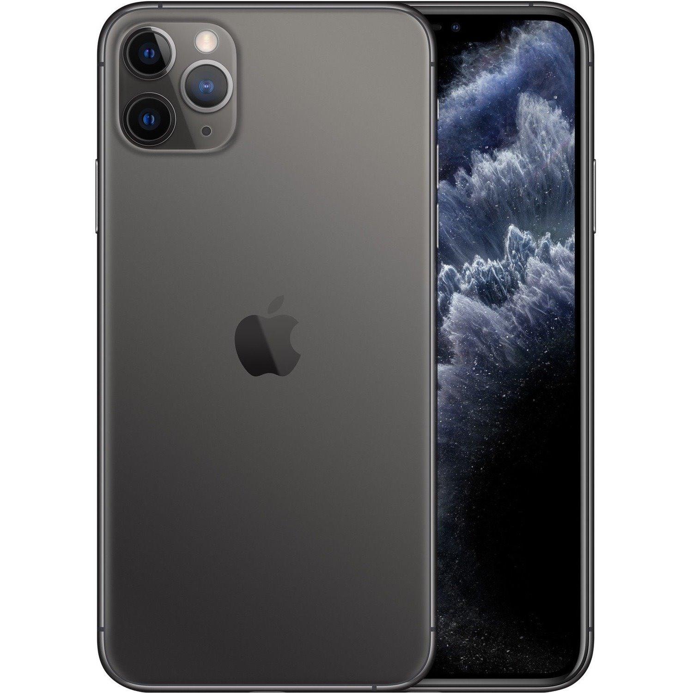 "Apple iPhone 11 Pro A2215 256 GB Smartphone - 14.7 cm (5.8"") Full HD Plus - 4 GB RAM - iOS 13 - 4G - Space Gray"