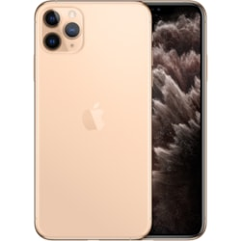 "Apple iPhone 11 Pro A2215 256 GB Smartphone - 14.7 cm (5.8"") Full HD Plus - 4 GB RAM - iOS 13 - 4G - Gold"
