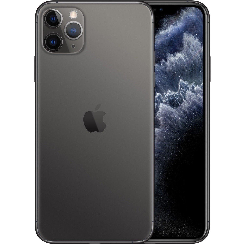 "Apple iPhone 11 Pro A2215 512 GB Smartphone - 14.7 cm (5.8"") Full HD Plus - 4 GB RAM - iOS 13 - 4G - Space Gray"