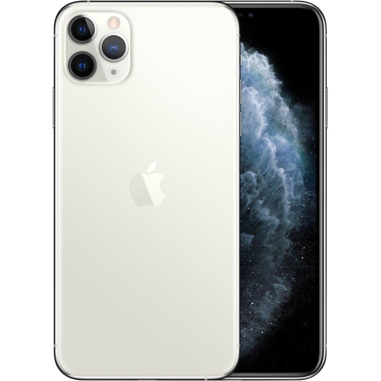 "Apple iPhone 11 Pro A2215 512 GB Smartphone - 14.7 cm (5.8"") Full HD Plus - 4 GB RAM - iOS 13 - 4G - Silver"