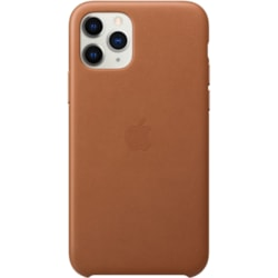 Apple Case for Apple iPhone 11 Pro Smartphone - Saddle Brown