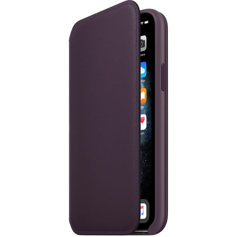 Apple Carrying Case (Folio) Apple iPhone 11 Pro - Aubergine