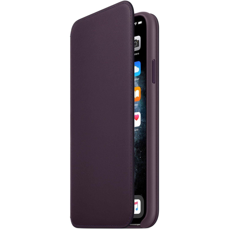 Apple Carrying Case (Folio) Apple iPhone 11 Pro Max - Aubergine