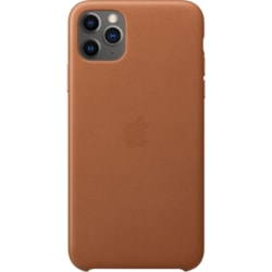 Apple Case for Apple iPhone 11 Pro Max Smartphone - Saddle Brown