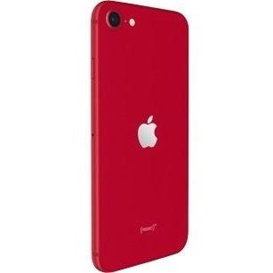 "Apple iPhone SE A2296 64 GB Smartphone - 11.9 cm (4.7"") LCD HD 750 x 1334 - 3 GB RAM - iOS 13 - 4G - Red"