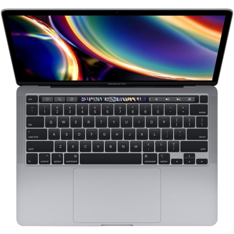 "Apple MacBook Pro MXK32X/A 33.8 cm (13.3"") Notebook - WQXGA - 2560 x 1600 - Intel Core i5 (8th Gen) Quad-core (4 Core) 1.40 GHz - 8 GB RAM - 256 GB SSD - Space Gray"