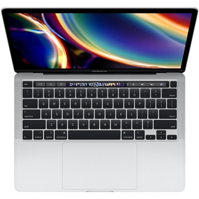 "Apple MacBook Pro MXK62X/A 33.8 cm (13.3"") Notebook - 2560 x 1600 - Intel Core i5 (8th Gen) Quad-core (4 Core) 1.40 GHz - 8 GB RAM - 256 GB SSD - Silver"