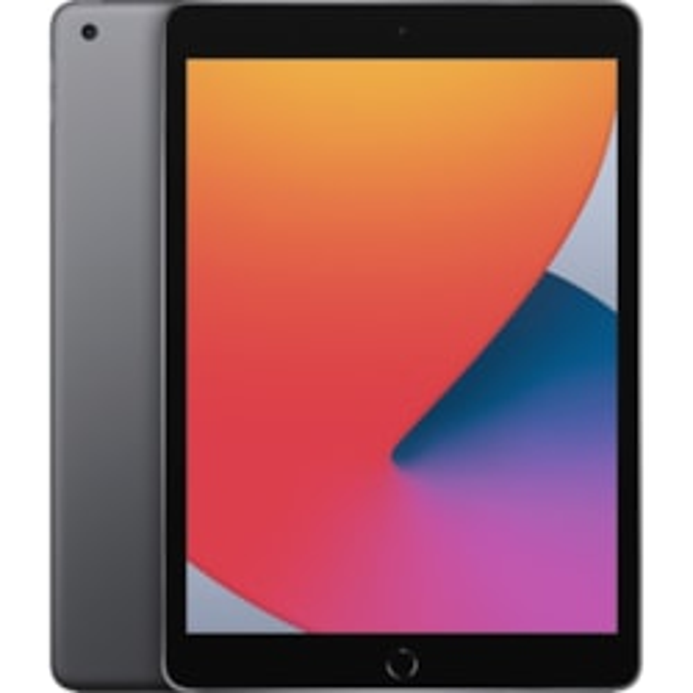 Apple 8th Gen 10.2-Inch iPad Wi-Fi 128GB - Space Grey