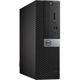 Dell OptiPlex 7050 Desktop Computer - Intel Core i5 (7th Gen) i5-7500 3.40 GHz - 8 GB DDR4 SDRAM - 1 TB HDD - Windows 10 Pro 64-bit (English) - Small Form Factor