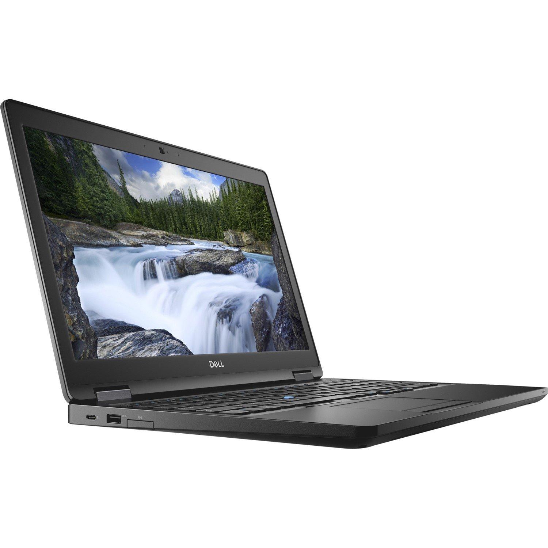 "Dell Latitude 5000 5590 39.6 cm (15.6"") LCD Notebook - Intel Core i5 (8th Gen) i5-8250U Quad-core (4 Core) 1.60 GHz - 8 GB DDR4 SDRAM - 256 GB SSD - Windows 10 Pro 64-bit (English) - 1920 x 1080"
