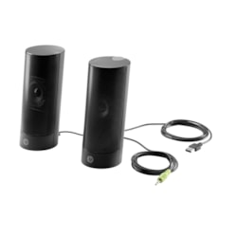 HP Speaker System - 2 W RMS - Black