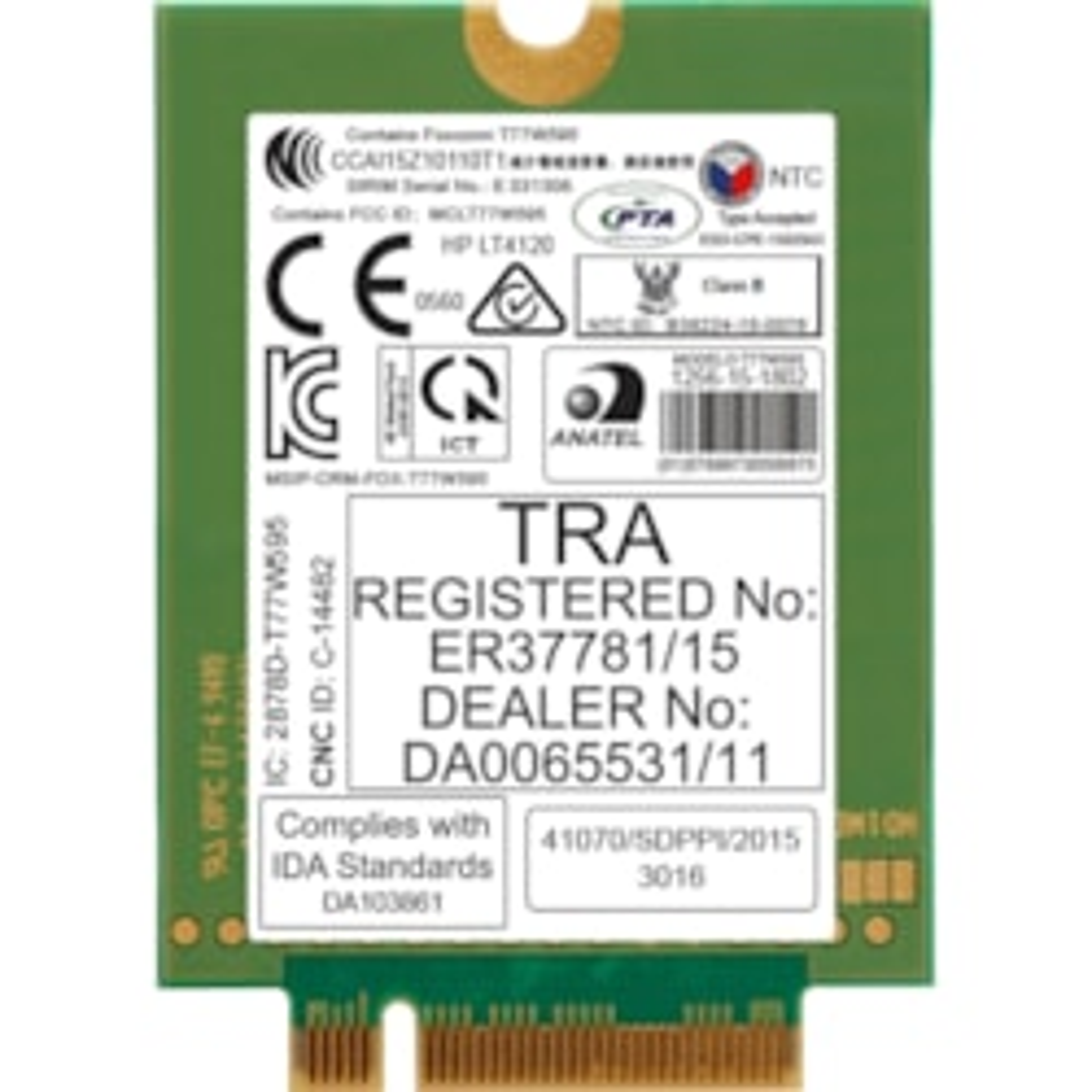 HP LT4120 Radio Modem