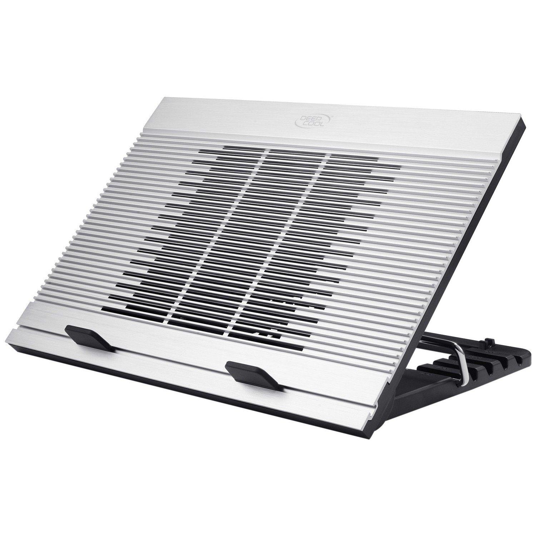 Deepcool N9 Cooling Stand - Black, Silver