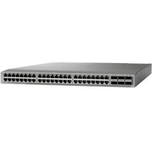 Cisco Nexus 93108TC-EX 48 Ports Manageable Layer 3 Switch
