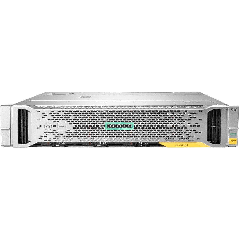 HPE StoreVirtual 3200 12 x Total Bays SAN Storage System - Rack-mountable