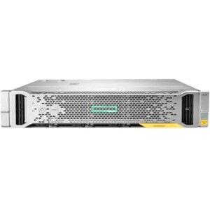 HPE StoreVirtual 3200 25 x Total Bays SAN Storage System - 2U - Rack-mountable