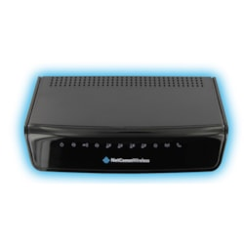 Netcomm NB16WV-03 IEEE 802.11ac ADSL2+, Ethernet Modem/Wireless Router