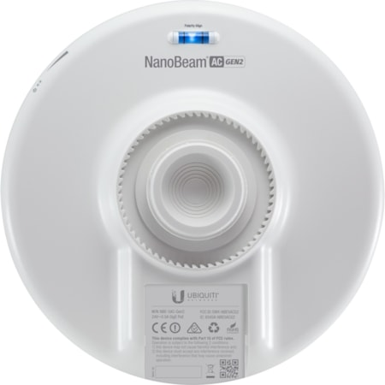 Ubiquiti NanoBeam ac NBE-5AC-Gen2 450 Mbit/s Wireless Bridge