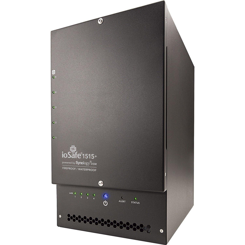ioSafe 1515+ 5 x Total Bays NAS Storage System - External