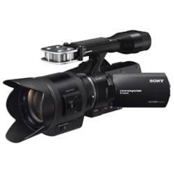 "Sony Handycam NEX-VG30H Digital Camcorder - 7.6 cm (3"") - Touchscreen LCD - Exmor APS HD CMOS - Full HD"