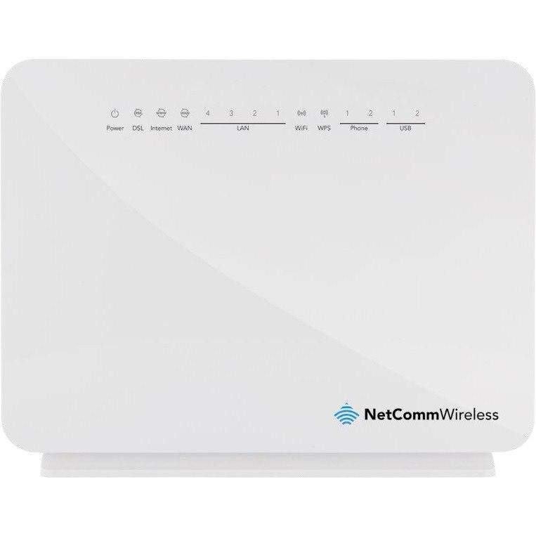 Netcomm NF10WV IEEE 802.11n VDSL2, ADSL2+ Wireless Router