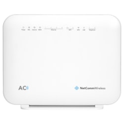 Netcomm NF18ACV IEEE 802.11ac ADSL2+, VDSL2, Ethernet Modem/Wireless Router
