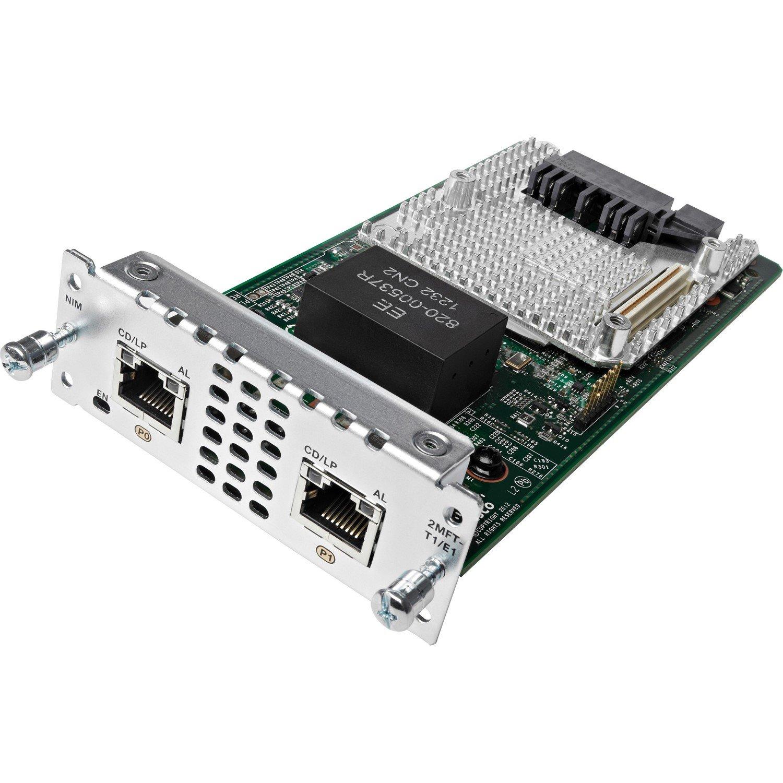 Cisco Expansion Module - 2 T1/E1 Network