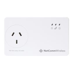 Netcomm NP1201 Powerline Network Adapter - 2