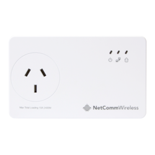 Netcomm NP1201 Powerline Network Adapter - 2