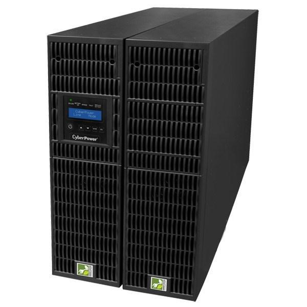 CyberPower Smart App Online OL6000ERT3UP Dual Conversion Online UPS - 6 kVA/5.40 kW - 3U Tower/Rack Mountable