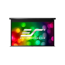 "Elite Screens Yard Master Manual OMS100HM Projection Screen - 254 cm (100"") - 16:9 - Wall/Ceiling Mount"