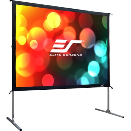 "Elite Screens Yard Master 2 OMS110H2 279.4 cm (110"") Projection Screen"