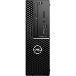 Dell Precision 3000 3431 Workstation - Core i7 i7-9700 - 8 GB RAM - 256 GB SSD - Small Form Factor