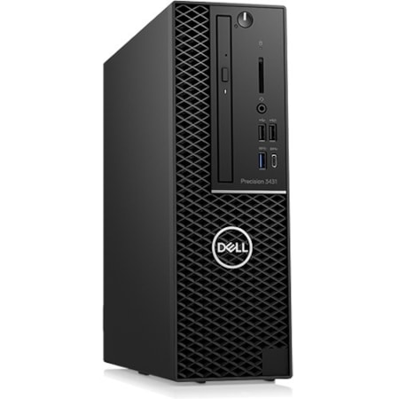 Dell Precision 3000 3431 Workstation - Xeon E-2224 - 16 GB RAM - 512 GB SSD - Small Form Factor