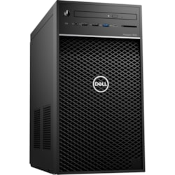 Dell Precision 3000 3630 Workstation - Core i7 i7-8700 - 8 GB RAM - 256 GB SSD - Mini-tower