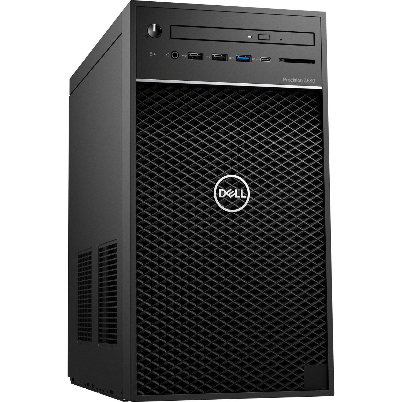 Dell Precision 3000 3640 Workstation - Core i5 i5-10500 - 8 GB RAM - 256 GB SSD - Tower