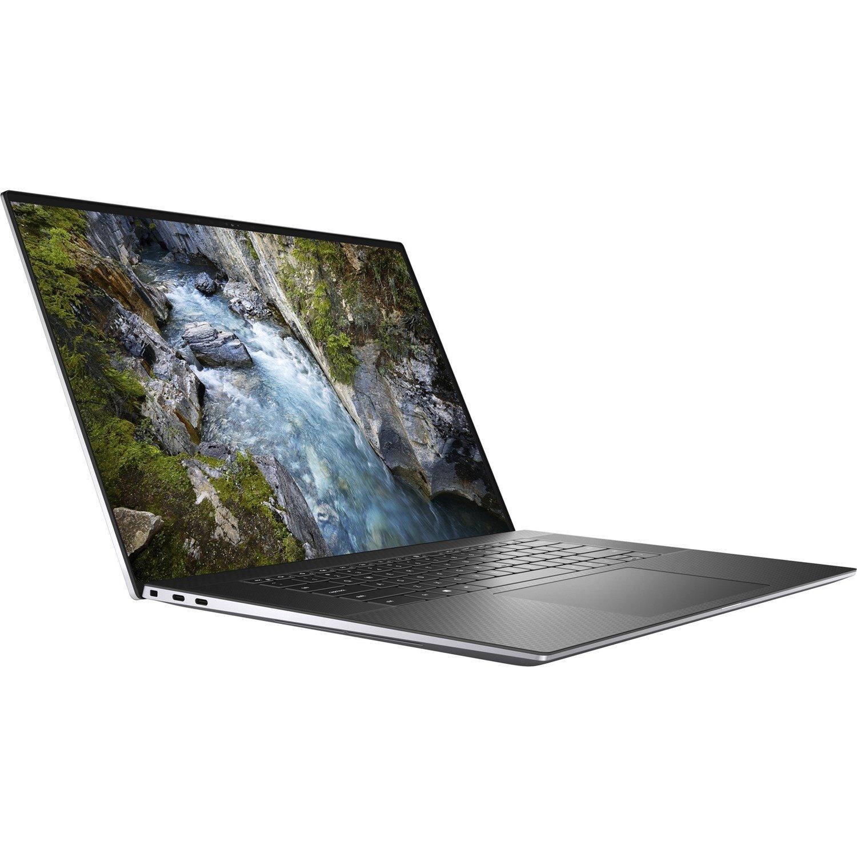 """Dell Precision 5000 5750 43.2 cm (17"""") Mobile Workstation - Full HD Plus - 1920 x 1200 - Intel Core i9 (10th Gen) i9-10885H Octa-core (8 Core) 2.40 GHz - 16 GB RAM - 512 GB SSD - Titan Gray"""