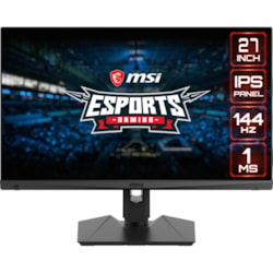 "MSI Optix MAG274R 68.6 cm (27"") Full HD Gaming LCD Monitor - 16:9 - Black"