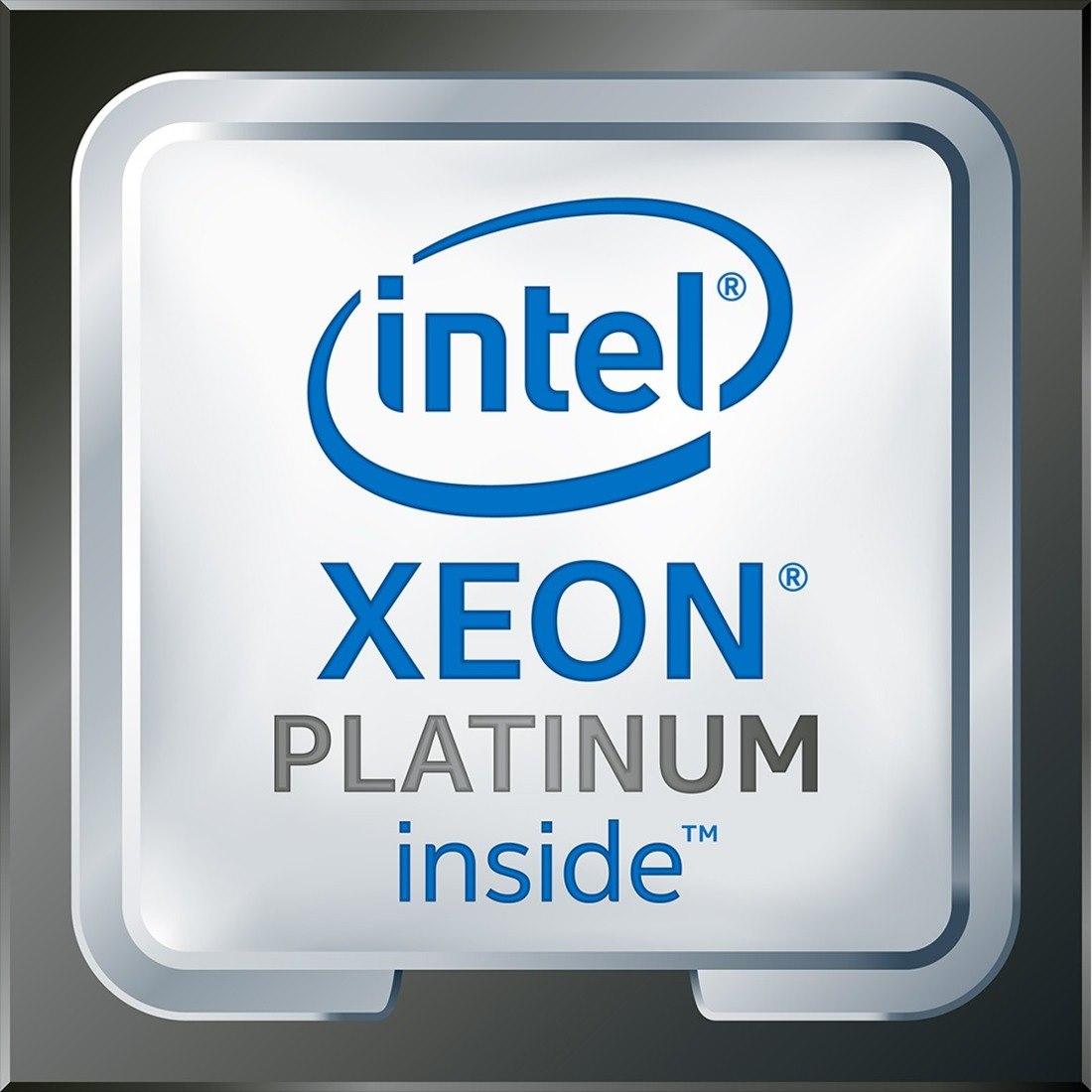 HPE Intel Xeon Platinum 8280L Octacosa-core (28 Core) 2.70 GHz Processor Upgrade