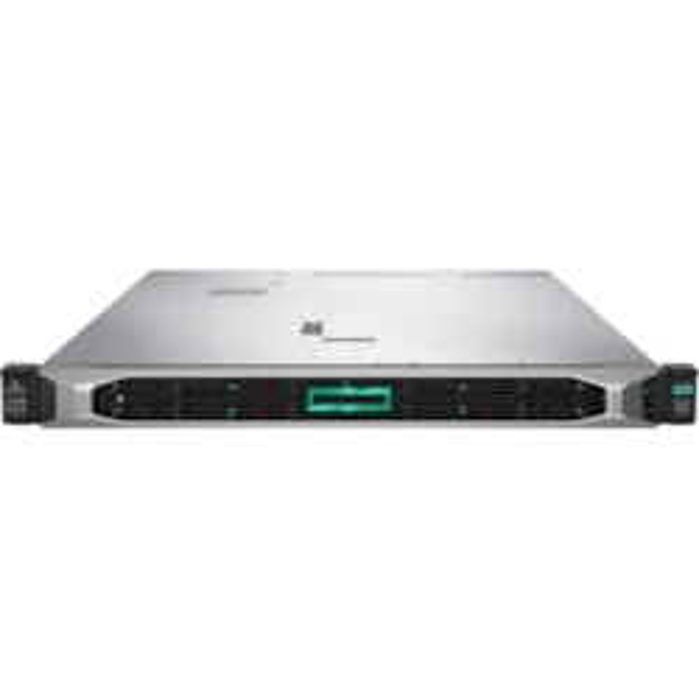 HPE ProLiant DL360 G10 1U Rack Server - 1 x Xeon Gold 5218 - 32 GB RAM HDD SSD - 12Gb/s SAS Controller