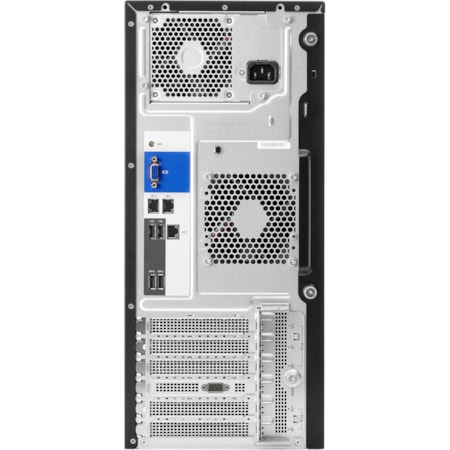 HPE ProLiant ML110 G10 4.5U Tower Server - 1 x Intel Xeon Silver 4108 Octa-core (8 Core) 1.80 GHz - 16 GB Installed DDR4 SDRAM - Serial ATA/600 Controller - 1 x 550 W