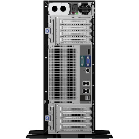 HPE ProLiant ML350 G10 4U Tower Server - 1 x Intel Xeon Silver 4110 Octa-core (8 Core) 2.10 GHz - 16 GB Installed DDR4 SDRAM - 12Gb/s SAS, Serial ATA/600 Controller - 1 x 800 W